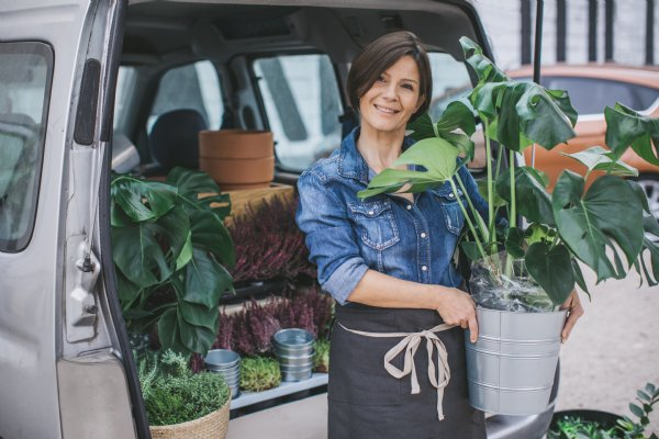 The CipherLab RS50 Series Improves Efficiency of Van Deliveries in Polish Floral Industry