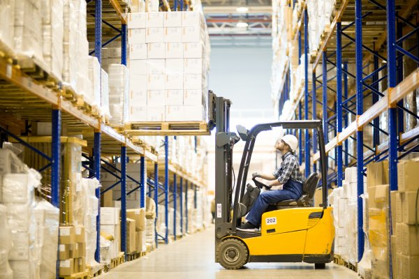Building Materials Company Improves Warehouse Efficiency with CipherLab 9700
