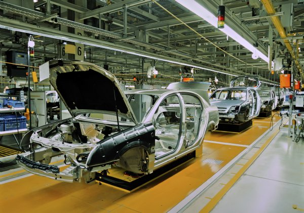 RK95's Data Collection Capability Proves to be Invaluable in Automobile Plants