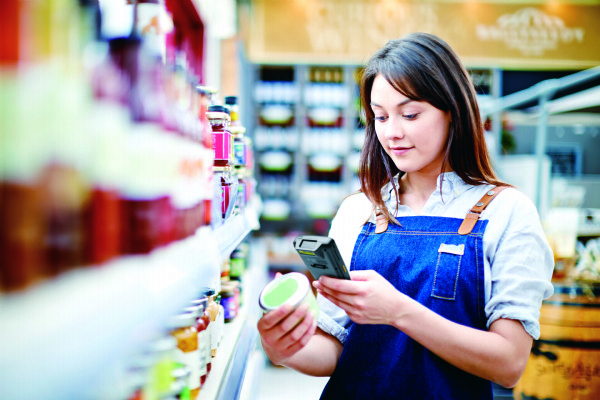 World Leading Supermarket Chain Adopts CipherLab RK25 to Improve In-store and Warehouse Operations