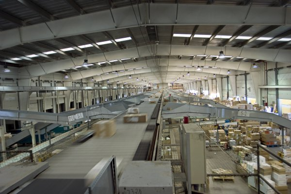 CipherLab RK25 Series is Helping an Industrial Company Improve its Efficiency