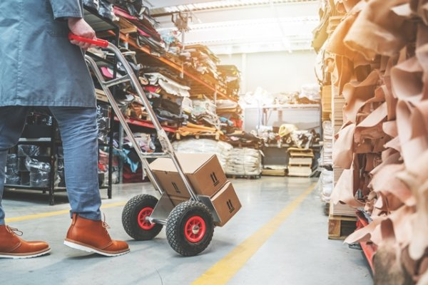 Footwear Manufacturer Replaced Its Handheld Devices with CipherLab RK95 and RK25
